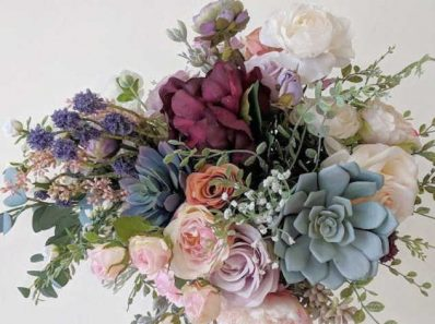 ready-made bouquet